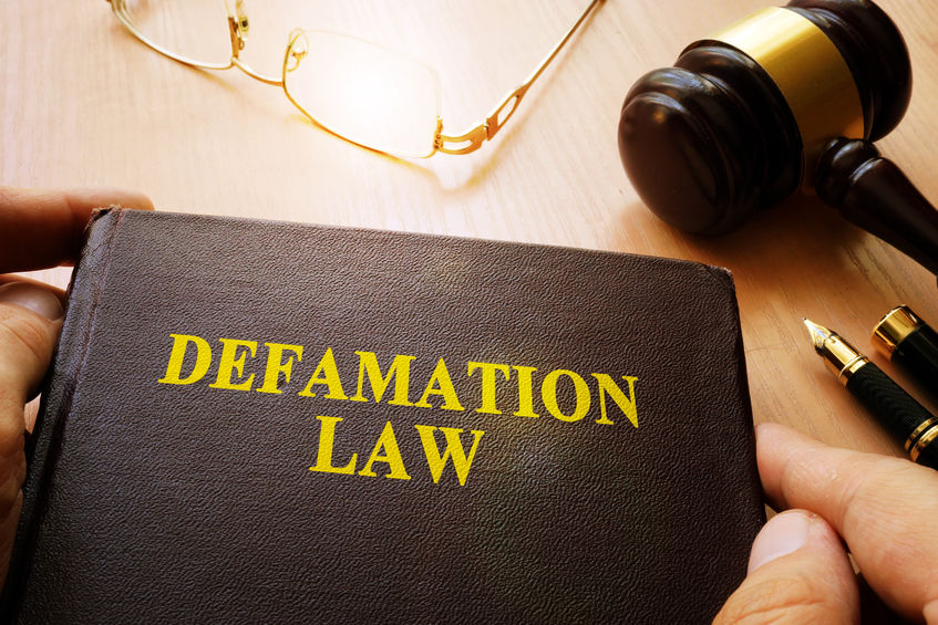 differences between libel slander and defamation